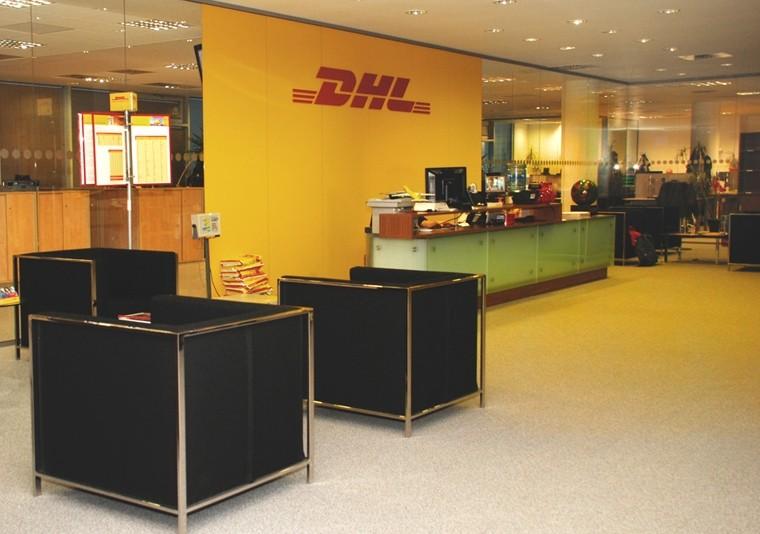 Amenajare Spatiu Birouri DHL Romania