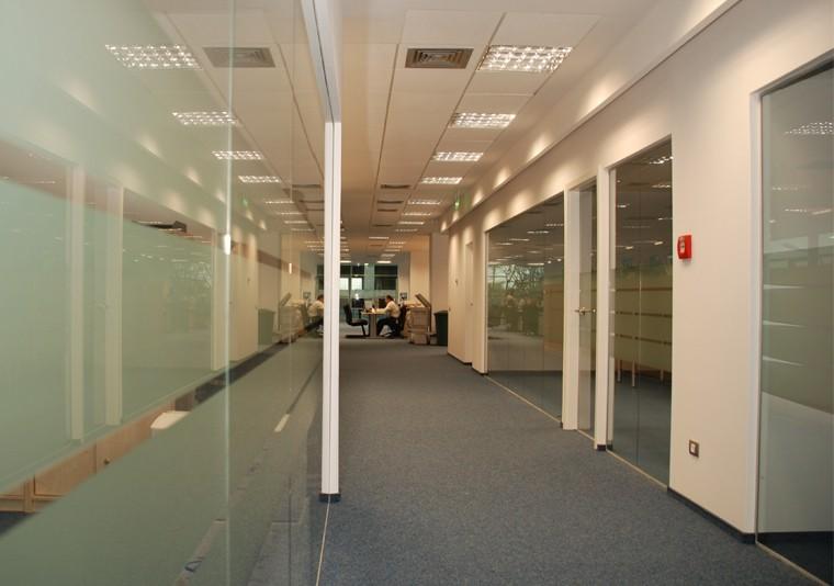 Office planning Banca Romaneasca