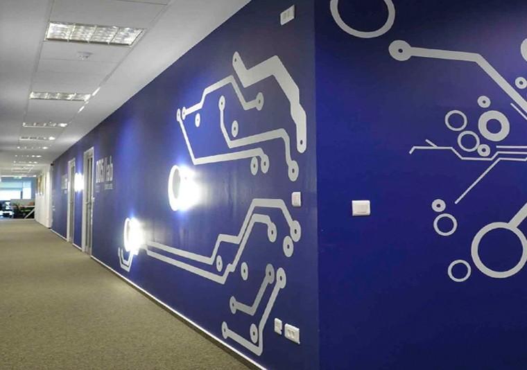 Design Spatiu Birouri Alvarion Romania